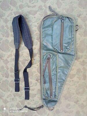 Original M 60 barrel carrying bag with sling