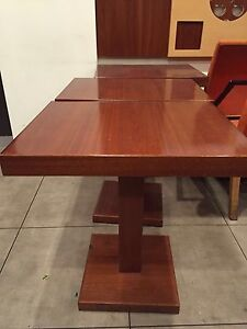 Wooden dining table Burwood Burwood Area Preview