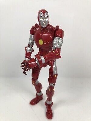 2006 TOYBIZ MARVEL LEGENDS YOUNG AVENGERS IRON LAD 6' FIGURE FROM 4 PACK MAN