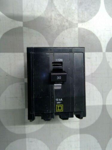 Square D QOB330 3 Pole 30A 10kA Breaker **Free Shipping**