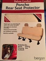 Rear seat protector - Brand new/ never used