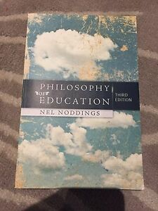Philosophy of education book