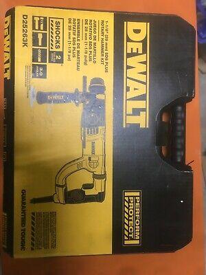 Dewalt D-handle Sds Hammer Kit - D25263k Brand New. Never Opened