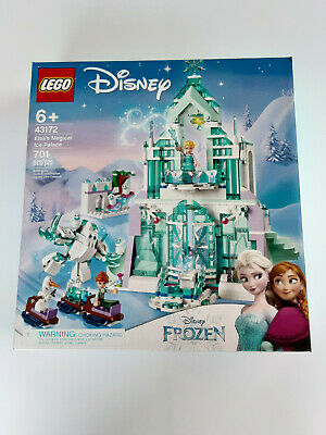 *Disney's Frozen 2* LEGO Princess Elsa's Magical Ice Palace Set 43172 New S001