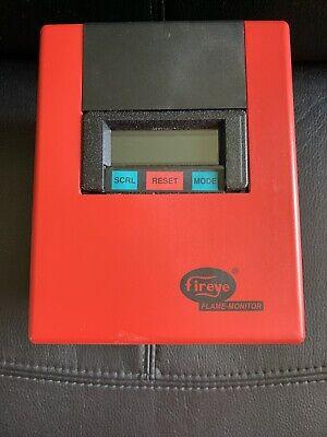 Fireye E110 Flame-monitor Control With Mounting Box