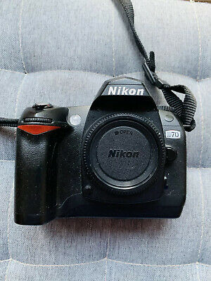 Nikon d70 Digital Camera Body