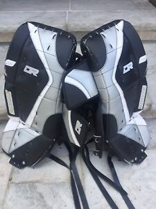 DR Goalie Pads 26 Inch Junior Youth-Like New