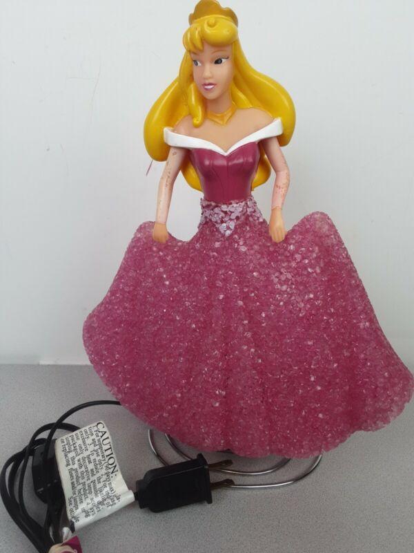 Disney Princess Plastic Nightlight  - works