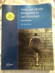 4th Edition FITNESS & LIFESTYLE MANAGEMENT FOR LAW ENFORCEMENT