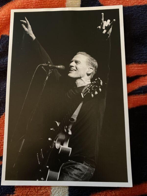 "World Famous Musician/Rocker ""BRYAN ADAMS"", Extremely Rare 2012 PROMO PHOTO"