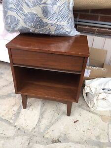 Vintage Night Accent End Table!