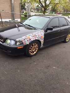 2004 volvo s40 as is