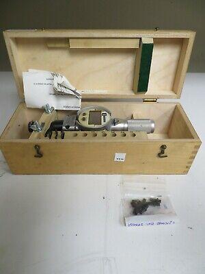 Standard Digital Bore Number 2 1.0 - 1.53 .0001 Wooden Case Ny10