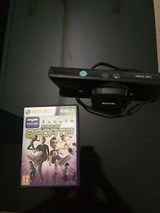 Xbox 360 Kinect and one game for 35$