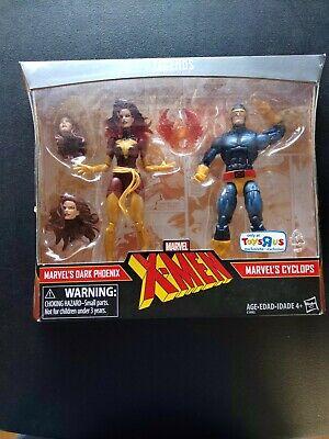 Marvel Legends X-MEN Dark Phoenix and Cyclops 2 pack Toys R Us Exclusive MIB