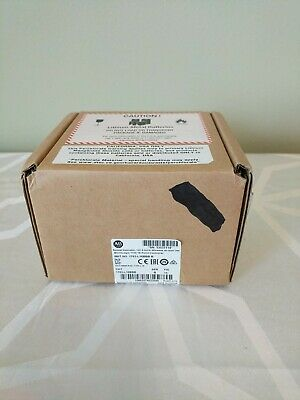New Sealed Allen Bradley 1763-l16bbb Plc Micrologix 1100