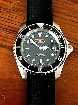 """Invicta 8235 Dive Watch - Rare """"Red Wings"""""""