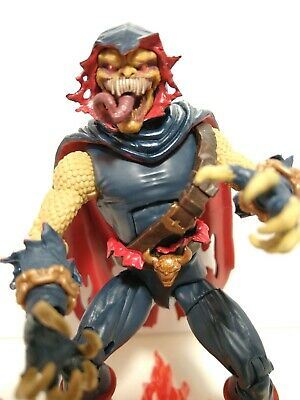 Marvel Legends Spider-Man Demogoblin BAF