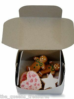 "Doll Food For 18"" American Girl Kitchen Accessories 6 ASST COOKIES +BAKERY BOX  on Rummage"