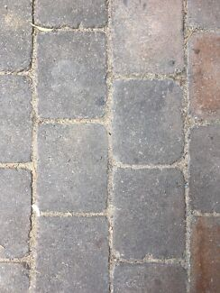 Wanted: Concrete pavers wanted