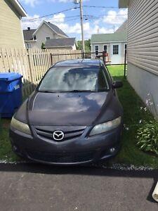 2007 Mazda6 V6 Wagon