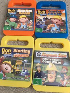 Bob Builder DVD Set Part 77