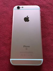 Near New iPhone 6S ROSE GOLD UNLOCKED - ALL ACCESSORIES & WARRANTY Tascott Gosford Area Preview