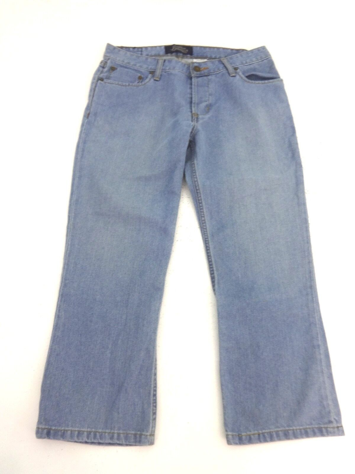 Capri Ebay Light Jeans Levis Signature 11 Wash Womens Size Cropped PwZApWqxxO
