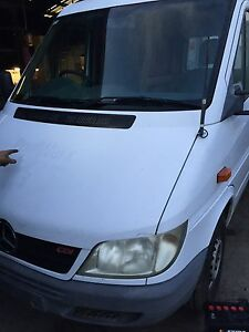 Wrecking Mercedes Sprinter 2005 diesel Turbo Mount Gravatt Brisbane South East Preview