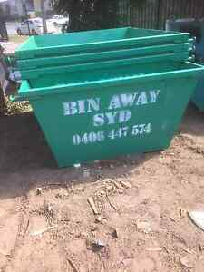 Bin Away Syd- Cheapest Skips Around Bexley North Rockdale Area Preview