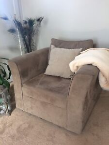 Clean and Comfortable Armchair