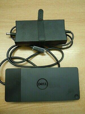 Dell Dock WD19 USB-C Type C Docking station with 130W AC - CYH2C, 210-ARJF