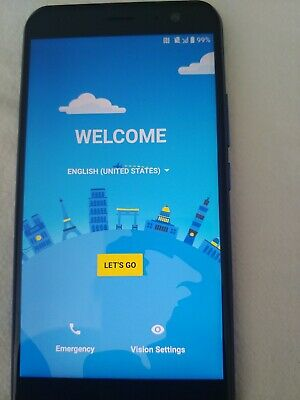 New HTC U11 64GB Sapphire Blue (T-Mobile Global Unlocked) Smartphone Free Case
