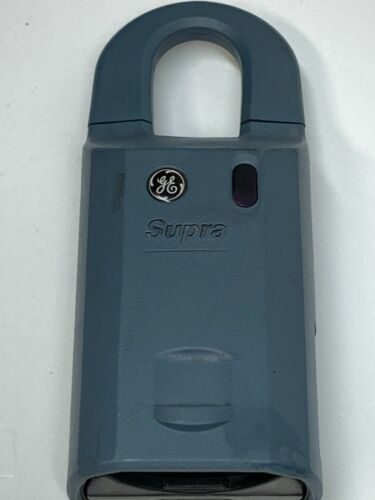 GE Supra iBox Lock Box Realtors Realtor Key Entry