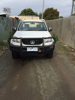 2012 Great Wall V200 Ute Craigieburn Hume Area Preview