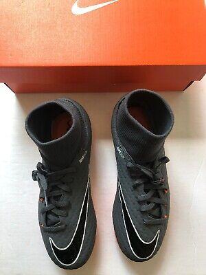 ff83501ca Nike Jr Phantom 3 Academy DF FG Soccer Cleats -Dark Grey - Size 3Y Youth