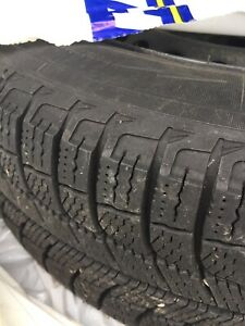 Michelin Winter tires 195/65R