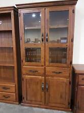Solid Timber 2 Drawer/2 Door/3 Shelf -Display Cabinet LAST ONE Dandenong South Greater Dandenong Preview