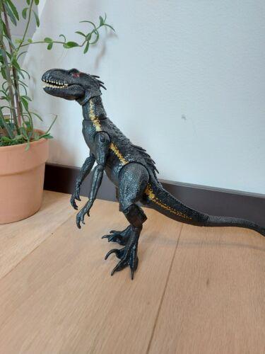 Jurassic World Indoraptor Dinosaurier Park Figur Mattel FVW27 Dinos