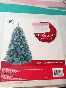 Christmas Tree 182cm tall (Cashmere Pine Tree) Dural Hornsby Area Preview