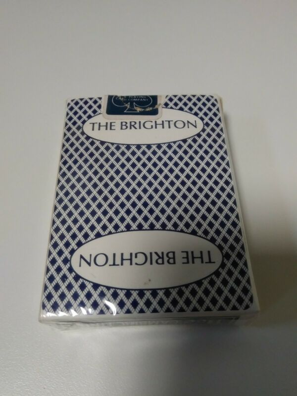 The Brighton Casino playing cards deck Bee Atlantic City