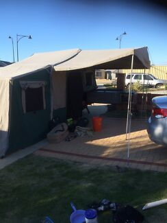 Camper Trailer Butler Wanneroo Area Preview