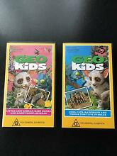 Educational VHS videos for Kids / Teens x 2 SETS Northmead Parramatta Area Preview