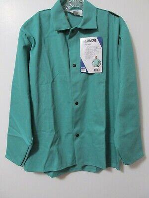 New Radnor Fr Cotton Welding Shirt Jacket 64054961 Size Medium