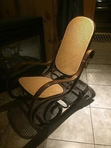 Bent Wood Rocking chair