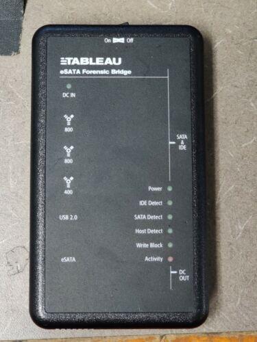 Tableau T35es UltraBlock SATA/IDE Digital Intelligence Forensic Write Block j
