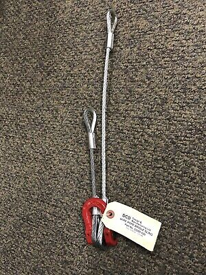 Dcd Wire Rope Bridle Sling 23250-020