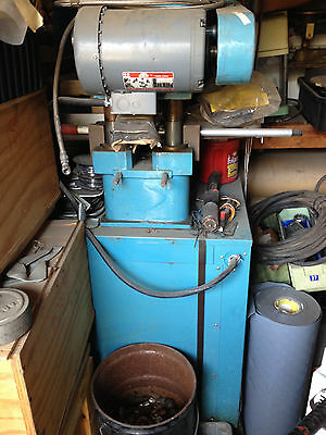 Nygren Dahly Company Paper Drill Machinery Equipment