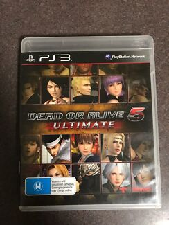 Dead or alive ultimate ps3