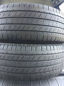2-245/60R18 Michelin all season
